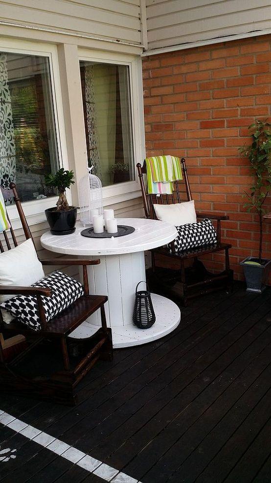 Veranda wiederholen - #porches #Veranda #wiederholen #furnitureredos
