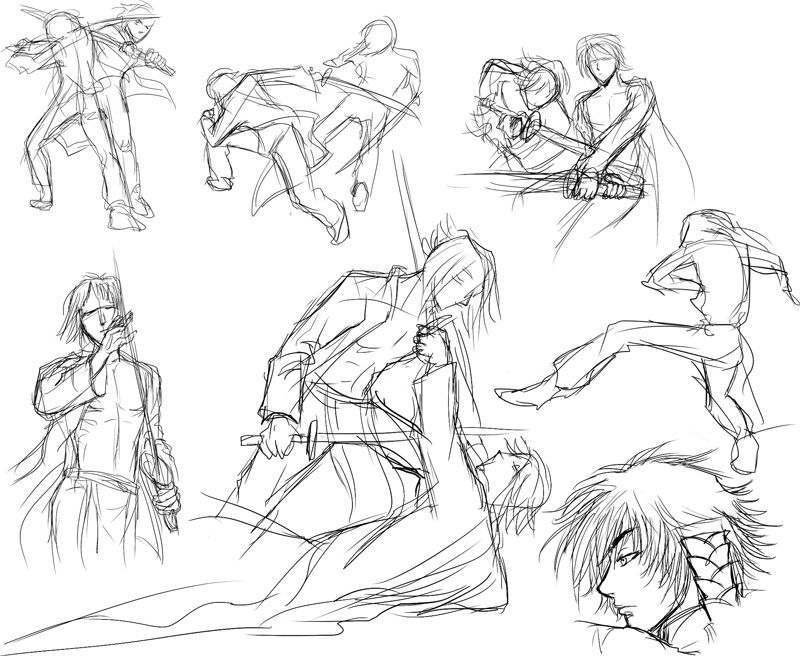 Pics For Dynamic Fighting Poses Fighting Poses Art Reference Poses Poses