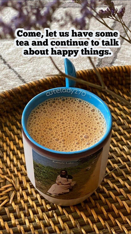 Cup Of Tea Tea Cups Tea Oatmeal