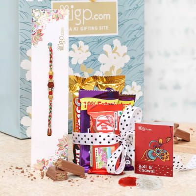 Rakhi Express Delivery Across India Same Day Delivery