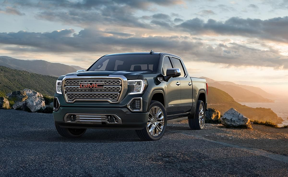 2019 Gmc Sierra Will Have Carbon Fiber Bed Option Gmc Trucks