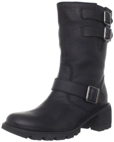 Amazon.com: Rockport Women's Anna Motor Boot: Shoes