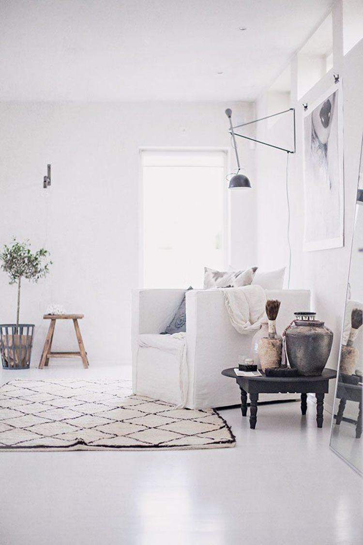 Scandinavian-Inspired Spaces I Love | Pinterest | Room decor, Living ...