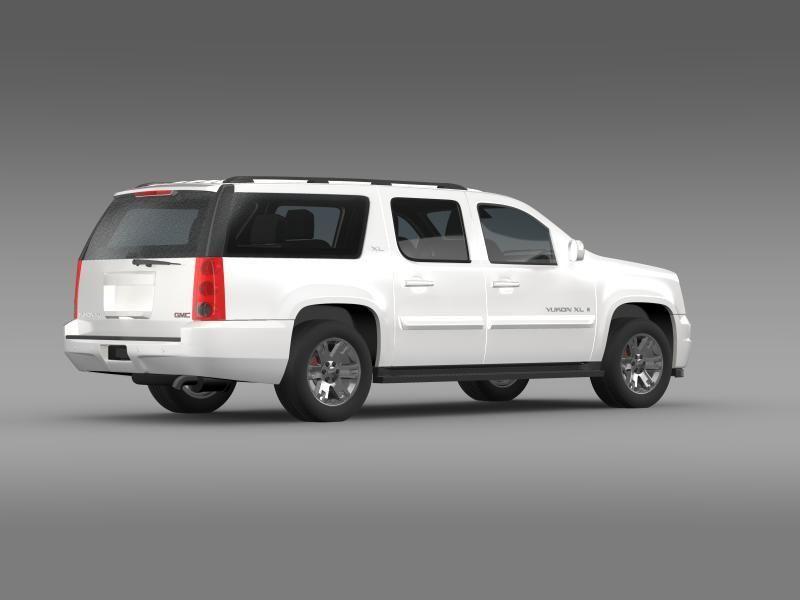Gmc Yukon Xl Gmc Denali Chevrolet Tahoe Gmc Yukon