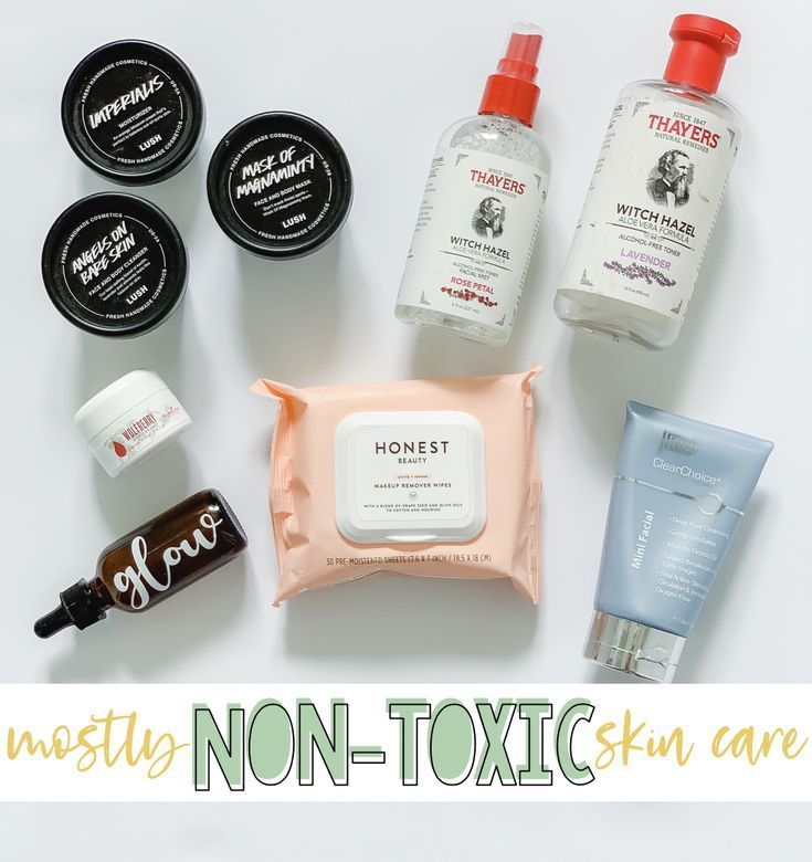 Mostly Non Toxic Skin Care Routine For Late 20s 30s Jess Massey Hustle Sanely Toxic Skincare Skin Care Routine 30s Skin Care