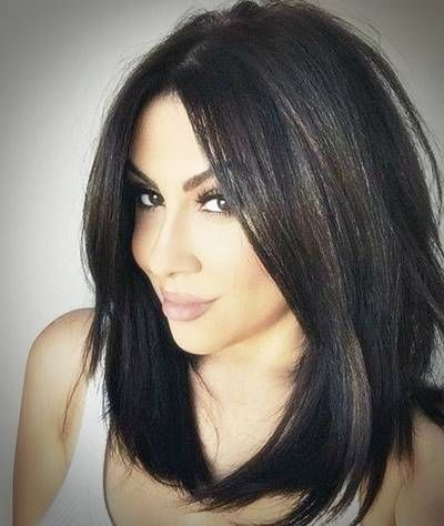 Pin On Medium Hairstyles And Haircuts Advice 2018