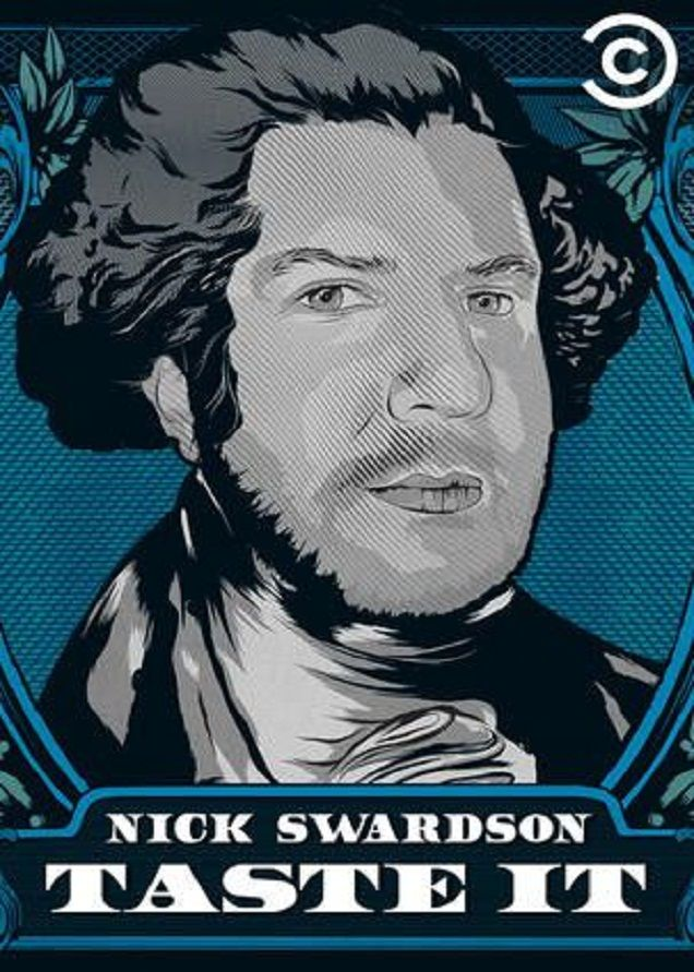 Nick Swardson Taste It