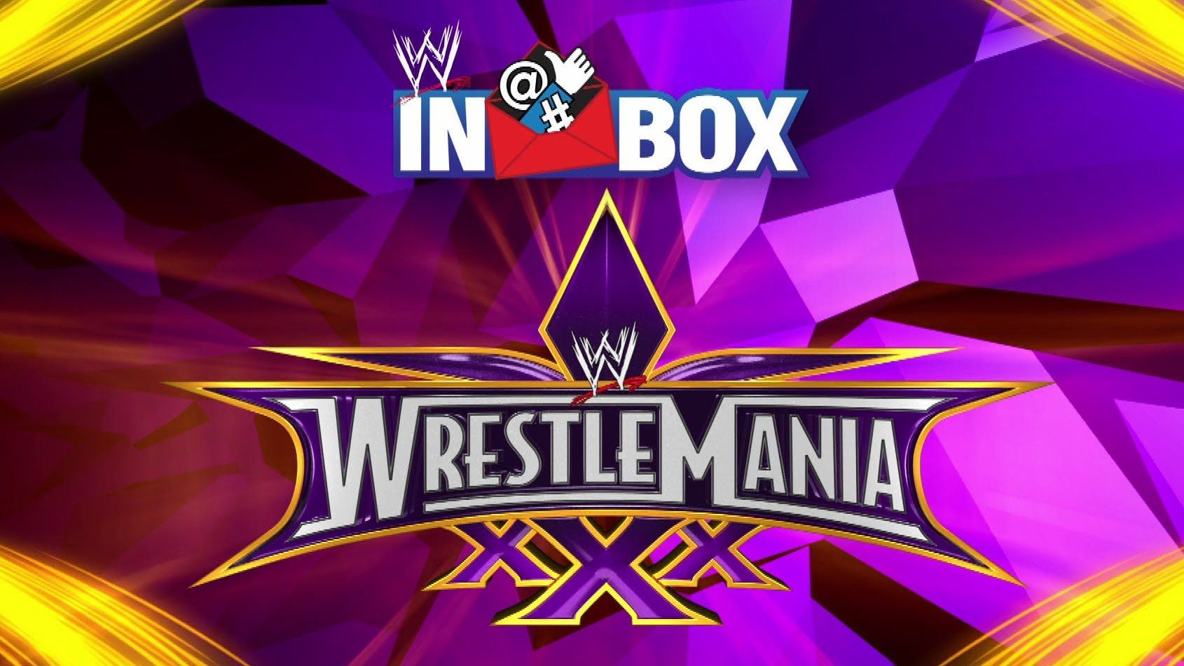 Superstars share their predictions for WrestleMania 30 - WWE Inbox 114 (...