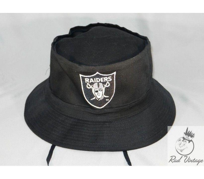 Los Angeles Raiders Vintage Bucket Hat | Hat game | Hats