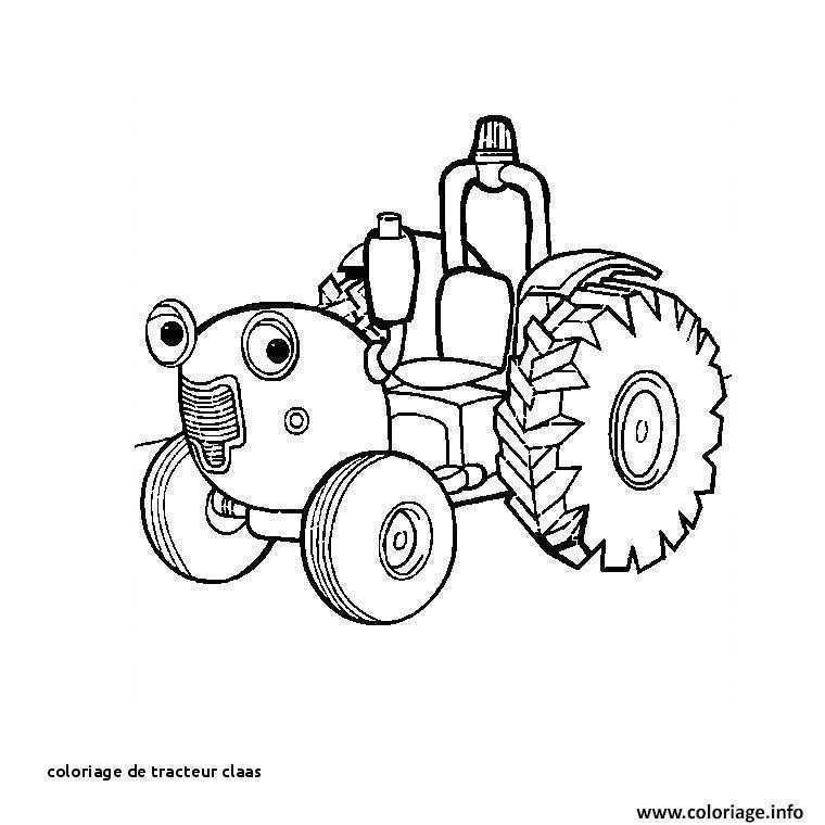 11 Regulier Coloriage Tracteur Claas Photograph Coloriage