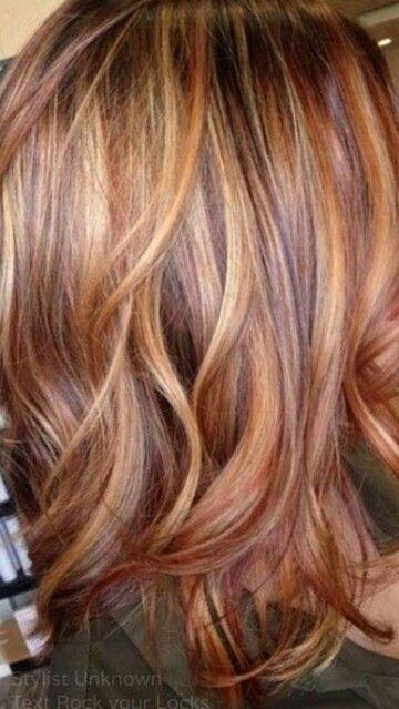 Top 10 Couleurs Cheveux Tendances Pour Cet Été Couleur