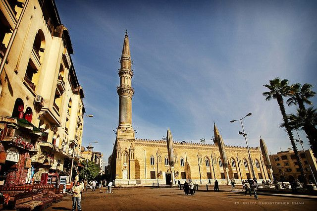 Al Hussein Mosque (With images) | Mosque, Cairo, Egypt
