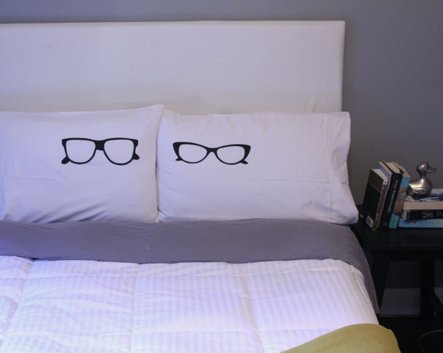 Uncategorized Unique Pillowcases hisandherspillowscoolpillowcasesglassesbyosusannahs his and hers pillows cool pillow cases glasses unique case set love cases