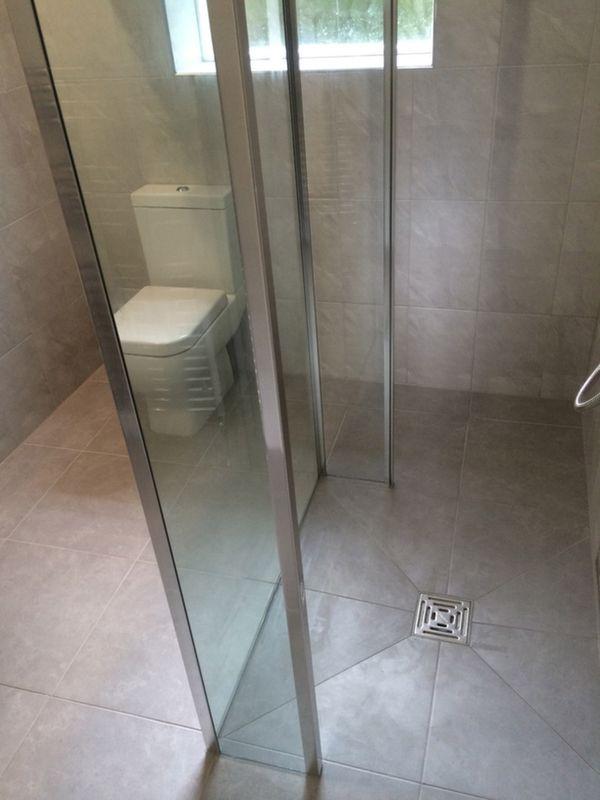 Wet Room installation in a 34 Bathroom by UK Bathroom Guru