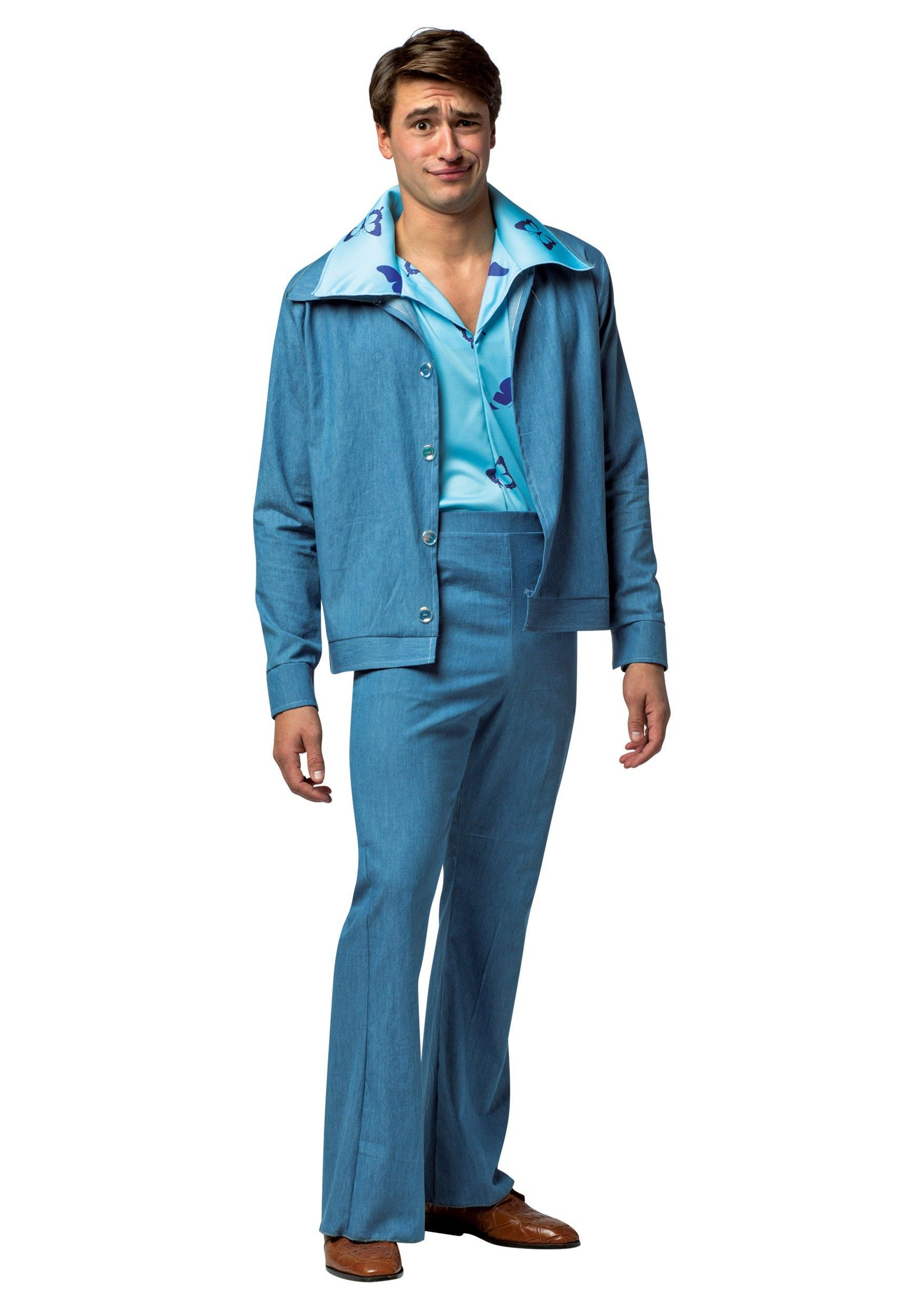 Cousin Eddie Christmas Vacation: National Lampoons Cousin Eddie Leisure Suit