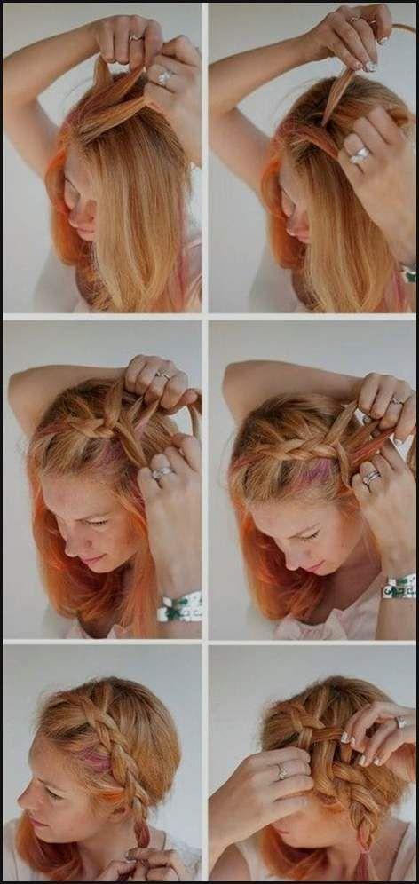 Mittellange haare pinterest