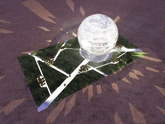 Future Crystal Ball Building For The Fifa World Cup 2022 Qatar World Cup 2022 Crystal Ball Fifa World Cup