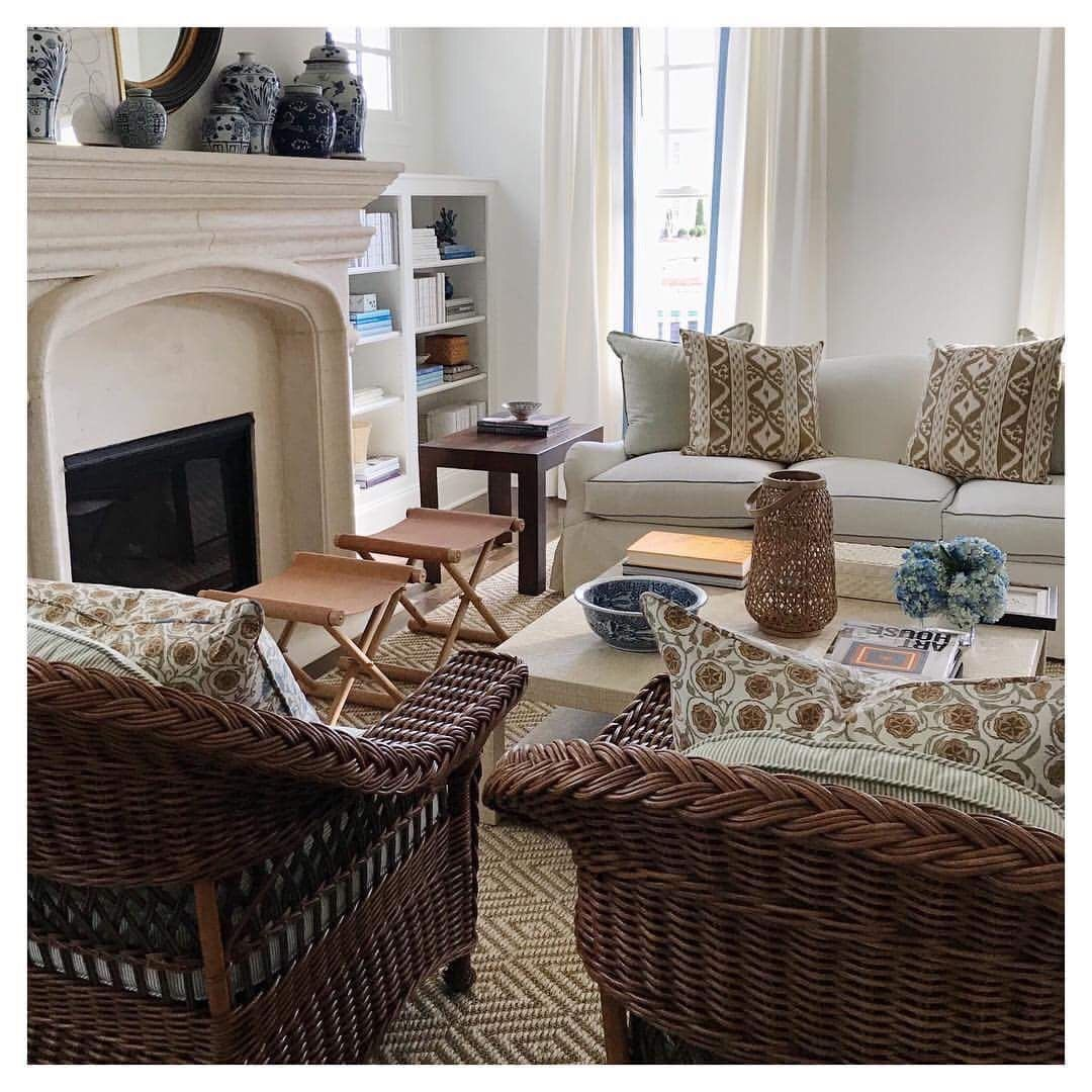 Decorating your living room properly will. Unique Rattan Chairs for Living Room   Family room ...