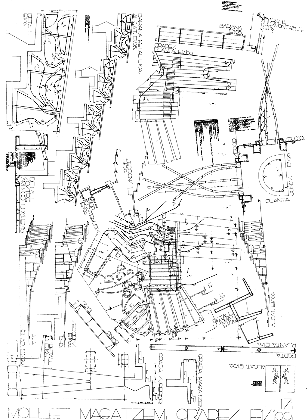 Enric Miralles: things seen without beginning or end   Architectural ...