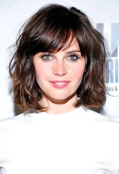 35 Short Wavy Haircuts Short Wavy Hairstyles Hair Hair Styles