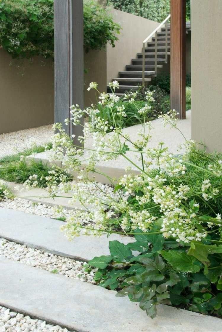 Stunning Idee Deco Jardin Gravier Contemporary - Yourmentor.info ... - Idee Deco Jardin Gravier