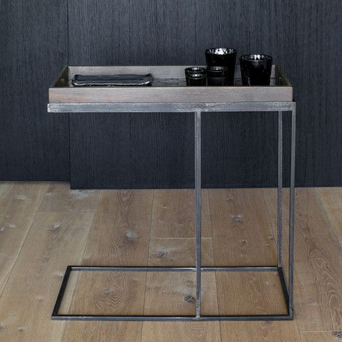 Rectangular Tray Table Frame and Tray(Small)