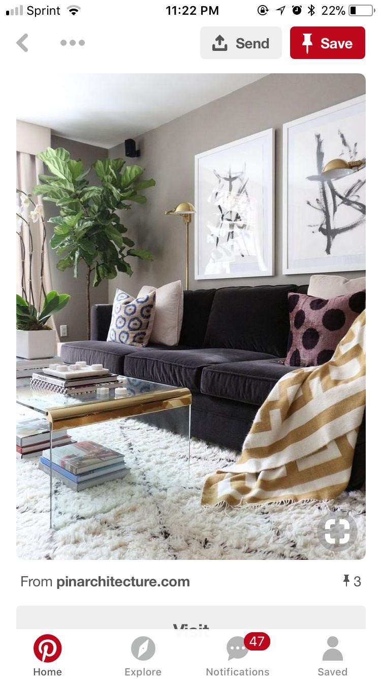 Pin de michelle soto en salas en pinterest home home decor