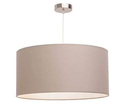 techo luces Lámpara Nicole Inspire de 3 marrón Leroy PZiukOXT