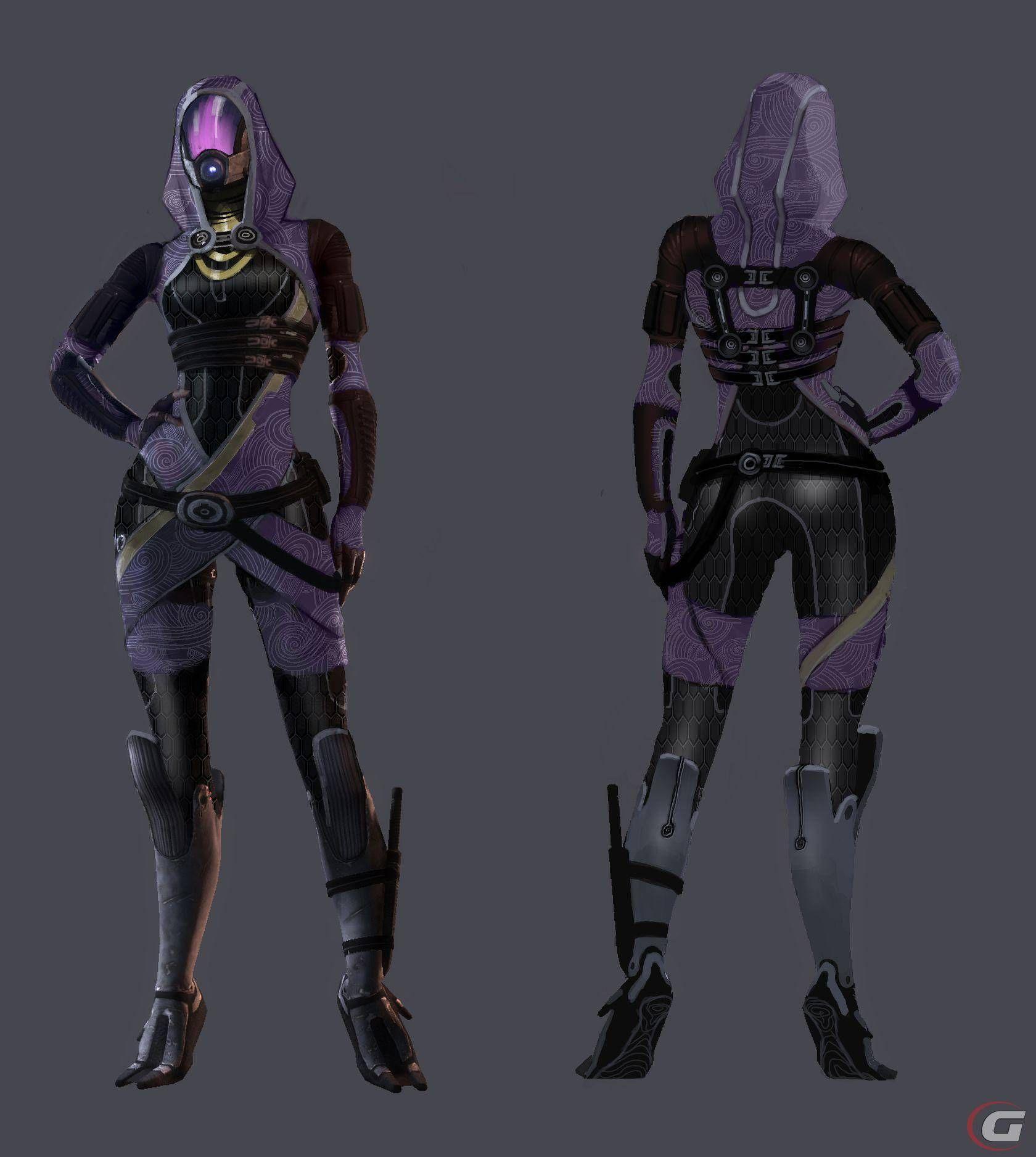 tali zorah mass effect costume cosplay ideas pinterest concept