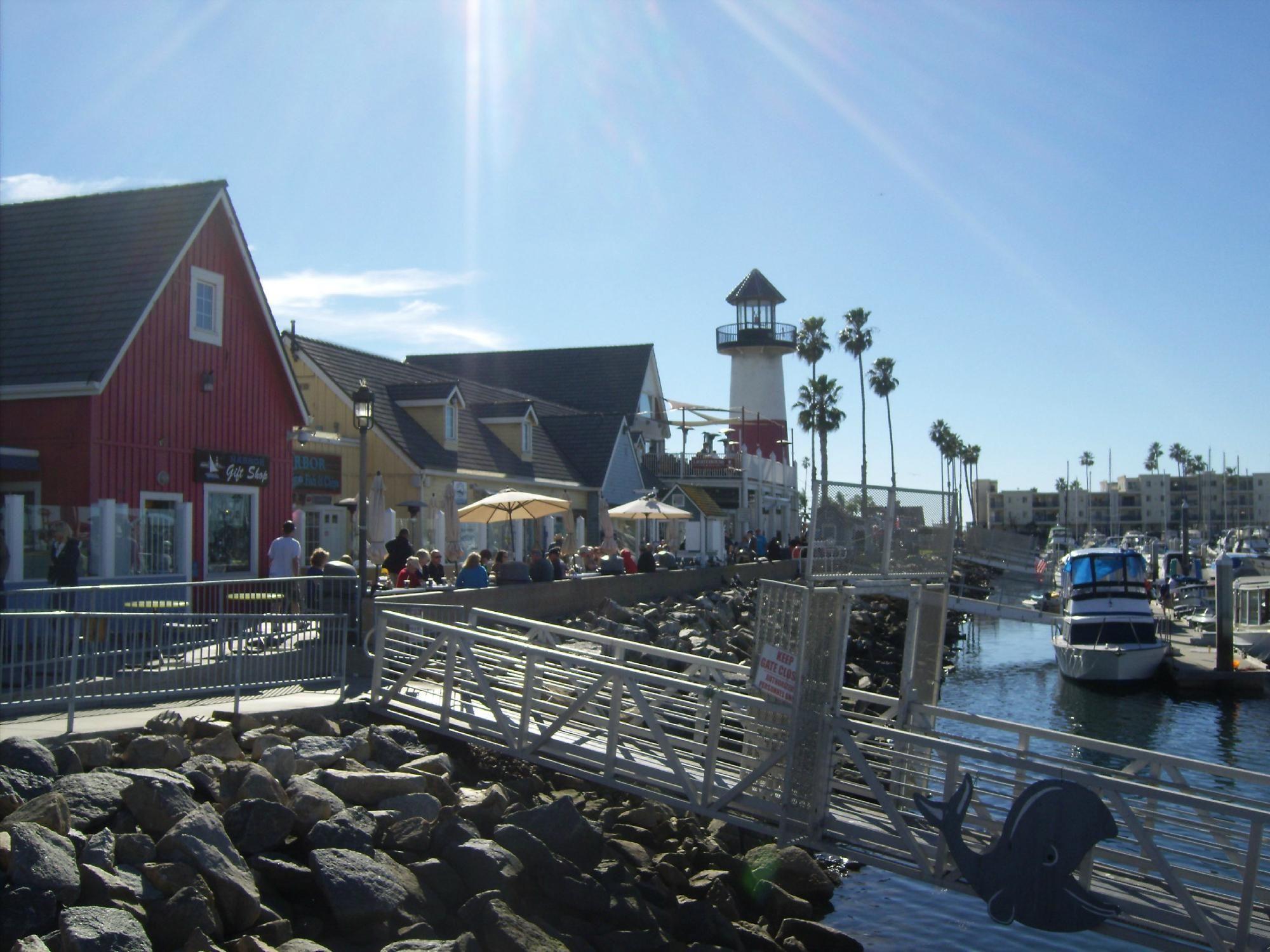 Harbor Fish And Chips Oceanside Harbor Oceanside California