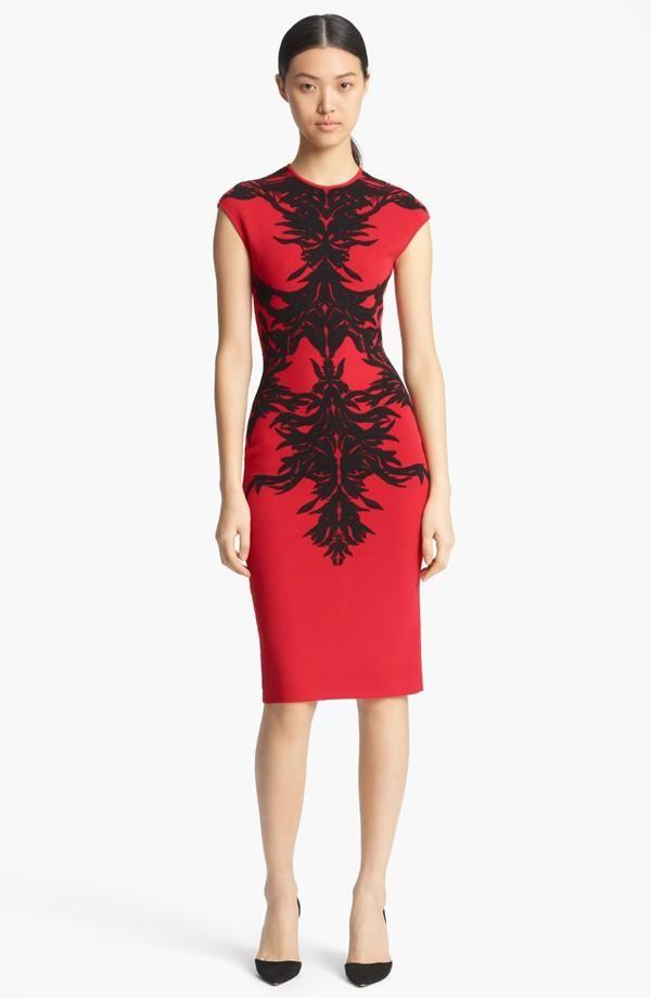 d46560b39ebec Alexander McQueen | Alexander McQueen | Nordstrom dresses, Dresses ...