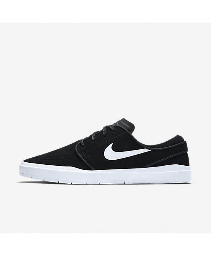 Nike SB Stefan Janoski Hyperfeel Black White 844443-001  7e2299e24