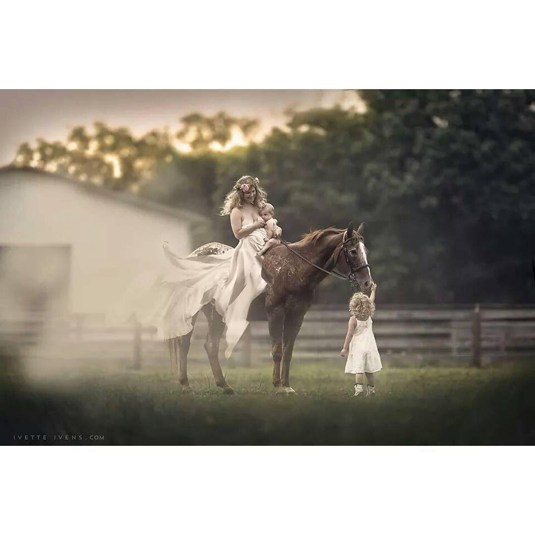 Horses never lie about love. { This image is in my book, #breastfeedinggoddesses }  Book preorder link in profile.  #ivetteivens #ivetteivensphotography #chicagophotographer #fineartphotography #childphotograpy #motherhood #breastfeeding #normal #normalizeit #normalizebreastfeeding #breastfeedinggoddesses #breastfeedingisbeautiful #breastfeedingmama #talentedmother #horse #nursingonahorse