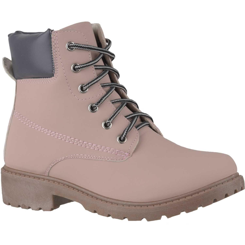 Más temprano Preferencia Gorrión  Botín de Mujer Platanitos Rosado btf-4 | Zapatos de otoño, Botines, Botines timberland  mujer