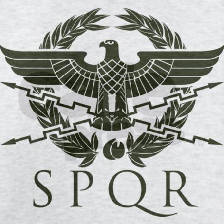 Gladiator Png T Shirt On Cafepress Com Roman Tattoo Spqr Tattoo Roman Empire