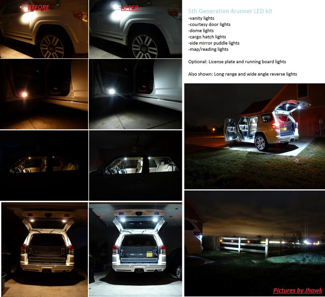 Led Bug Lights