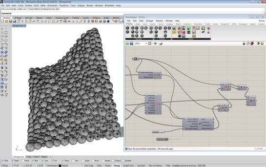 A year of grasshopper experiments with ds10 for Arquitectura parametrica pdf