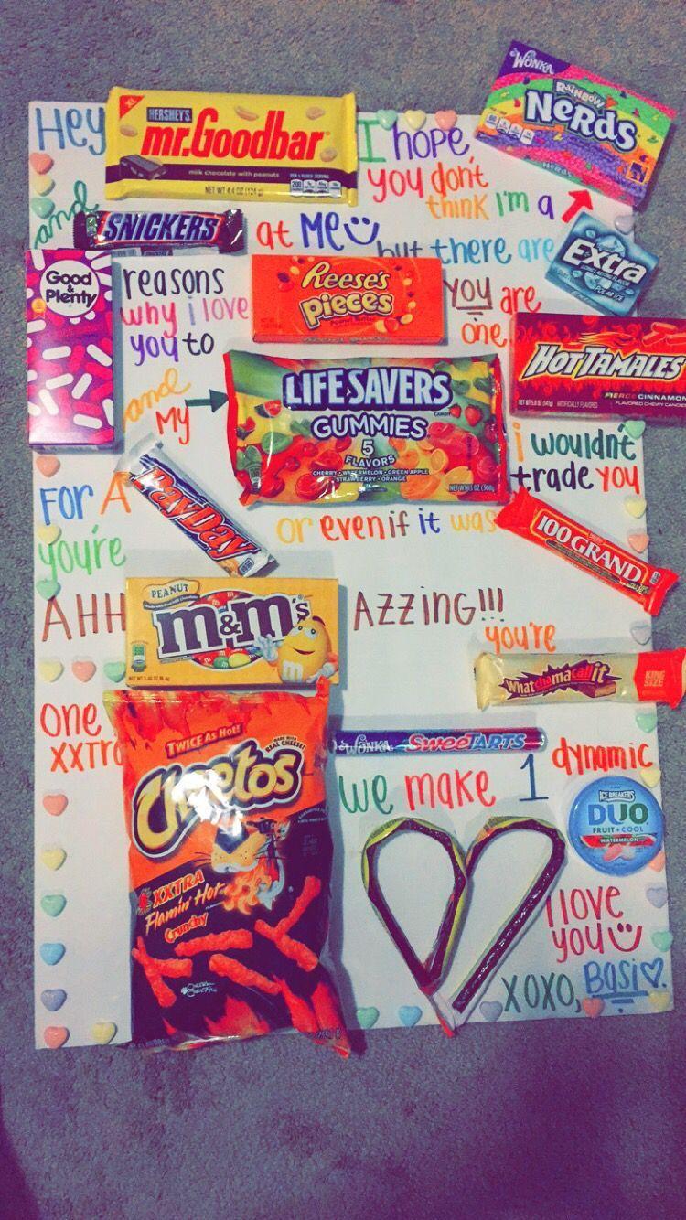 Image Result For Candy Poster Best Friend Birthday Boyfriendgift