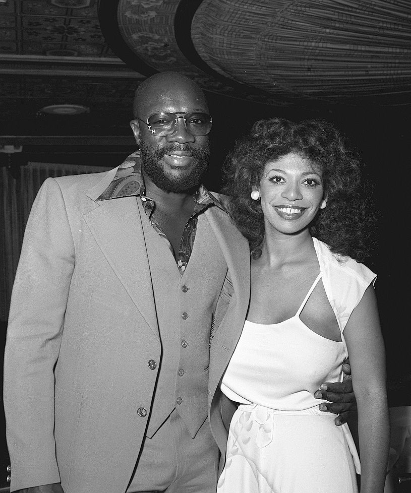 Isaac Hayes Movies And Tv Shows Best isaac & mingnon hayes | vintage black love | pinterest