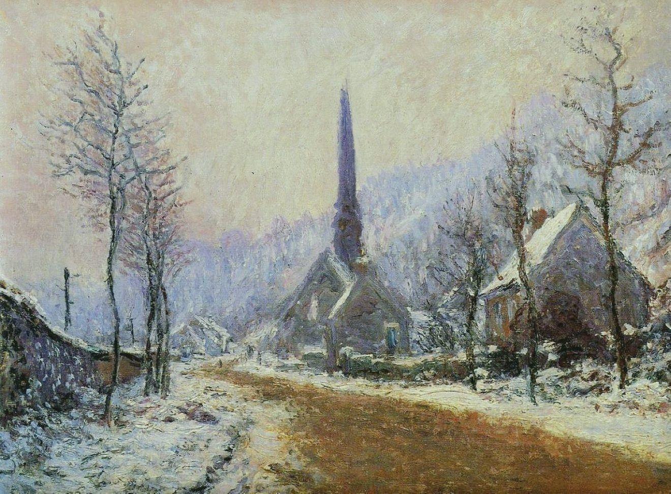 Пин от пользователя KondaArtistic — Oil paintings, на доске 1Claude Monet —  All oil paintings of great impressionist art master (с изображениями)