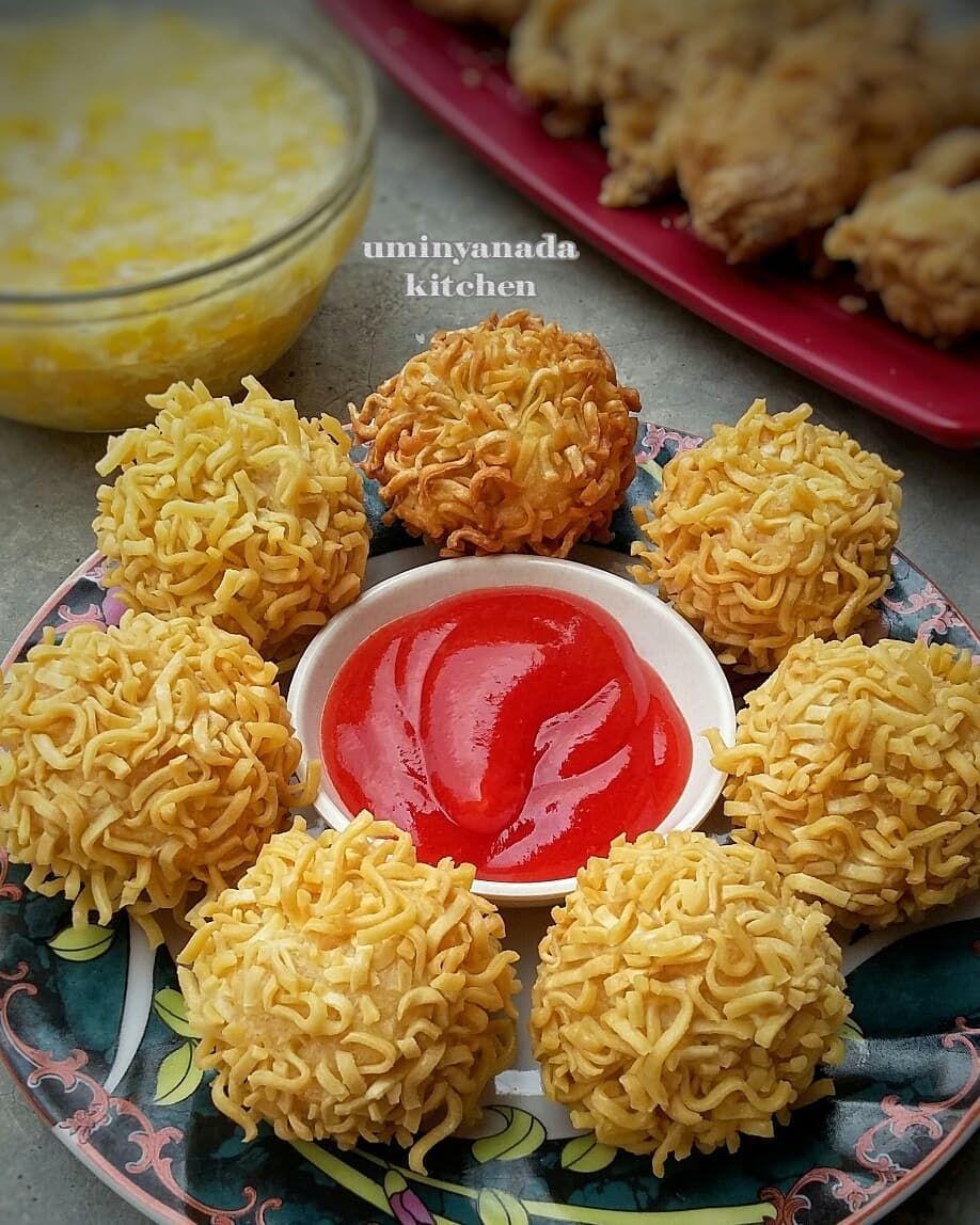 Resep Camilan Dari Bahan Sederhana Instagram Makanan Resep Makanan Ringan Gurih