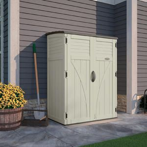 Gardens · Vertical Storage Shed   Sears