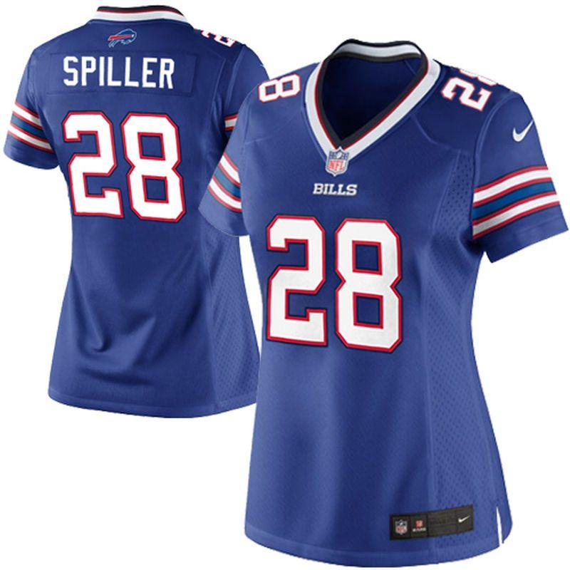 CJ Spiller Buffalo Bills Nike Women's