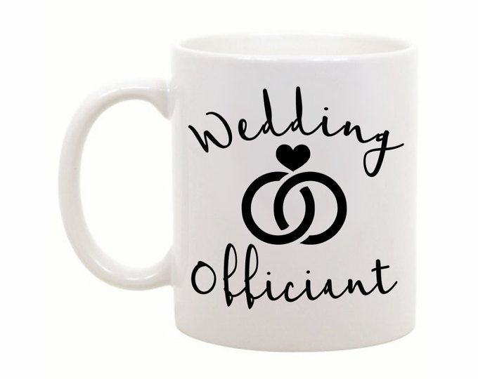 Gift For Wedding Officiant