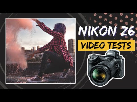 Nikon Z6 Here Are The Top Video Features Youtube Top Videos Nikon Video