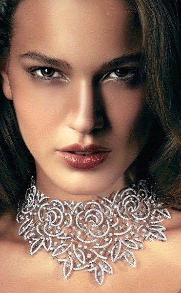 Rosendorff 'Indulgence Collection' Brilliant Diamond 'Collar Style' Necklace