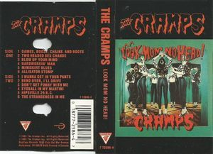 The Cramps - Look Mom No Head!: buy Cass, Album at Discogs