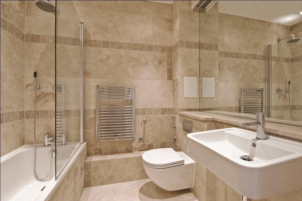 Travertine Tile Bathroom Ideas Inexpensive Bathroom Remodel