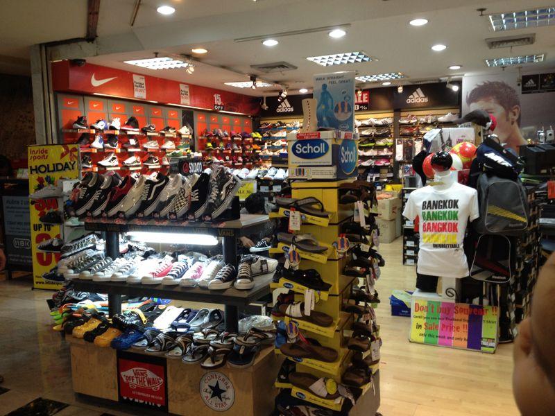 c9020bbaa MBK Center Sport shoes shop | MBK Center | Center sport, Shopping ...