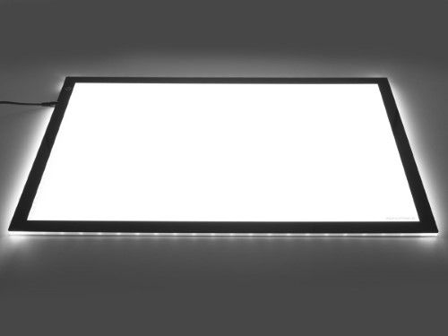 Monoprice Ultra Thin Light Box For Artists Designers And Photographers Large 24 5 Inch 22 4 X 14 6 X 0 3 Inch Monoprice Led Light Box Light Box